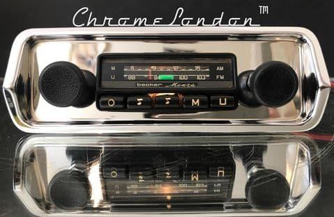 BECKER MONZA Vintage Classic Car FM Radio CITROEN DS ID 19 20 21 22 23 SAFARI FAMILIALE BREAK