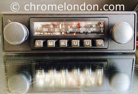 BLAUPUNKT BAVARIA BMW OEM Vintage Classic Car FM Radio