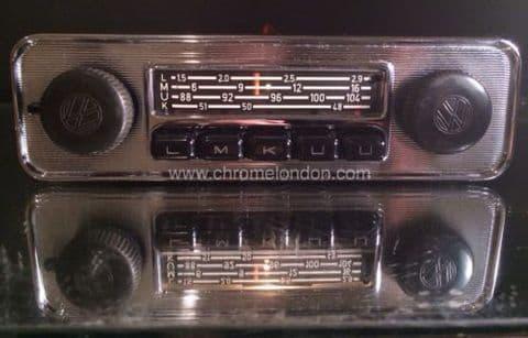 BLAUPUNKT EMDEN VW OEM Vintage Classic Car FM Radio +MP3 MINT see video WARRANTY