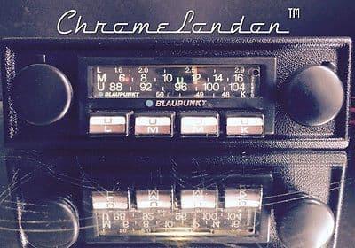 BLAUPUNKT KOLN STEREO AUTOSEEK Vintage Classic Car FM Radio MP3  PORSCHE FERRARI