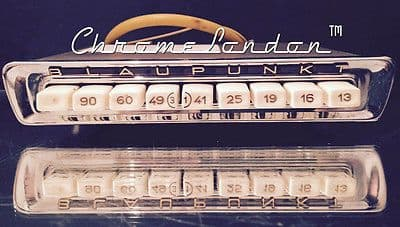 BLAUPUNKT KV IVORY Vintage Classic Car Radio SHORT WAVE SW ADAPTER ADDS SW BANDS FOR ALL BLAUPUNKT, BECKER, PHILIPS AND GRUNDIG RADIOS