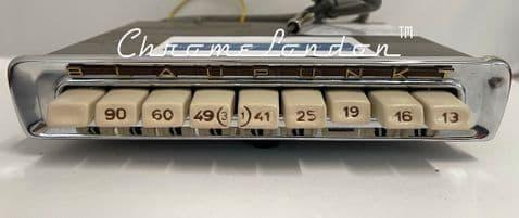 BLAUPUNKT KV IVORY Vintage Classic Car Radio SHORT WAVE SW ADAPTER  SW BANDS - ALL VINTAGE RADIOS