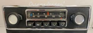BLAUPUNKT MUNSTER BMW OEM Classic Car FM Radio WARRANTY BMW 2002 E10 T TI TII BAUR 66-74
