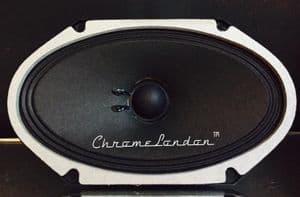 OVAL LOUDSPEAKER NEW - ASTON MARTIN DB4/5/6 PORSCHE 356A B MERCEDES PONTON