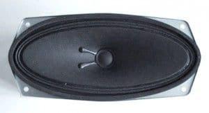 REAR LOUDSPEAKER NEW - MERCEDES W108 W109 W100 W111