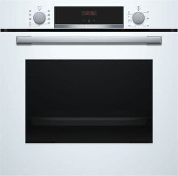 BOSCH HBS534BW0B White Electric Oven