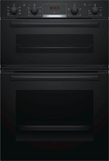 BOSCH MBS533BB0B DOUBLE BUILT IN OVEN