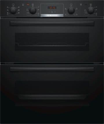 Bosch NBS533BB0B Built Under Double Oven