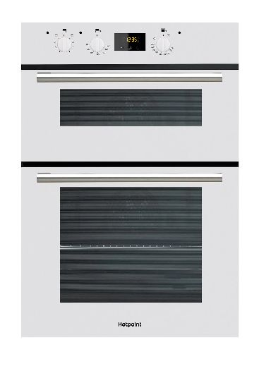 HOTPOINT DD2540WH Built In Double Oven