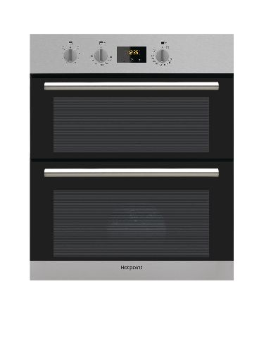 HOTPOINT DU2540IX Built Under Double Oven