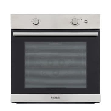 HOTPOINT GA2124IX GAS OVEN Stainless Steel