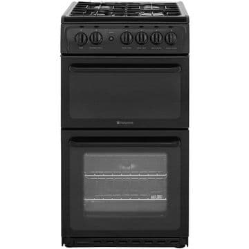 HOTPOINT HD5G00KCB GAS COOKER