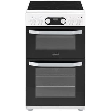 Hotpoint HD5V93CCW Electric Cooker