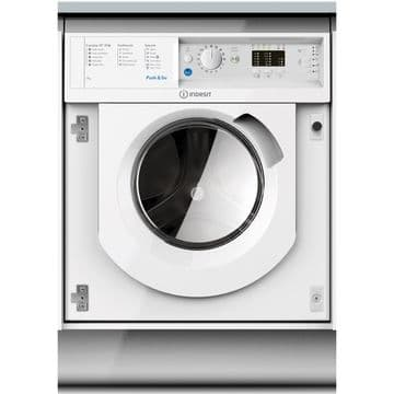 INDESIT BIWMIL91484 Integrated Washing Machine