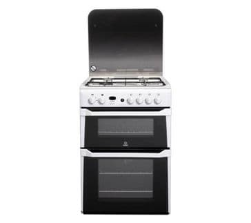 INDESIT ID60G2W GAS COOKER