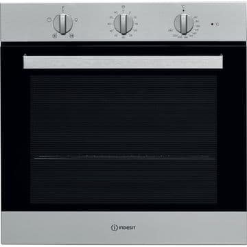 Indesit IFW6330IX Stainless Steel Electric Oven