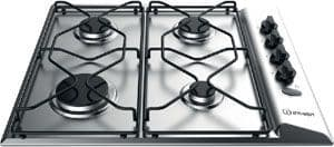 INDESIT PAA642IXI Stainless Steel Gas Hob