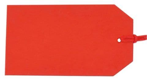 V04879 - Plain Gift Tags Red GTP20 30/PK
