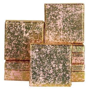 V22996 - Gold Crush on Rose Mini Box GBXM171.10/51 12/PK