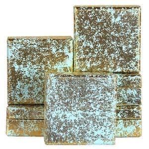 V23009 - Gold Crush on Mint Mini Box GBXM171.43/51 12/PK