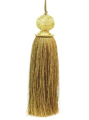 V30151 - Luxury Tassels Gold - LUXTT.51 12/PK