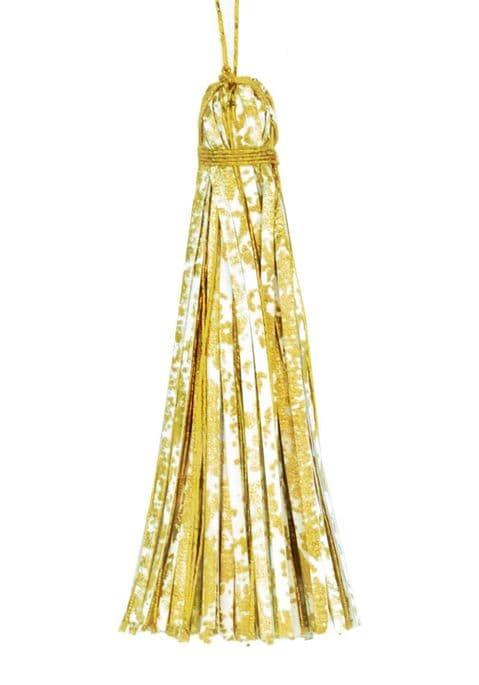 V30212 - Gold Topper Tassels - PTT.51 12/PK
