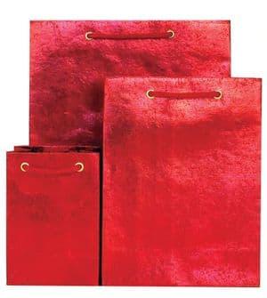 V30700; V30656; V30601 - Red Crush on Wine Gift Bags - GBG171.24/20 10/PK