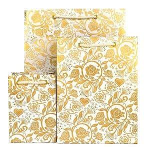 V33930; V33923; V33916 - Rose Gold Bag - GBG265.00/51 10/PK