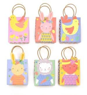 V42581 - Easter Treat Bags Set of 6 6/PK