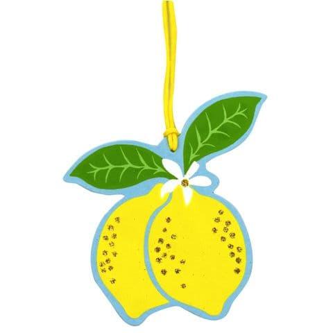 V45841 - Lemons Gift Tags S/4 12/PK