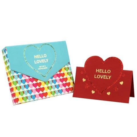 V46329 - You Rock Note Cards Set of 8 6/PK