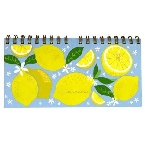 V46428 - Lemons Weekly Planner 4/PK
