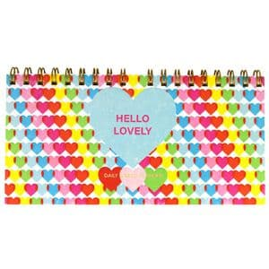 V46435 - You Rock Weekly Planner 4/PK