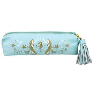 V46503 - Mermaids Leather Pouch 4/PK