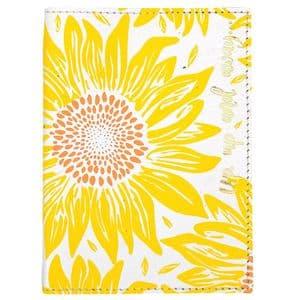 V46688 - Sunflowers Passport Cover 4/PK