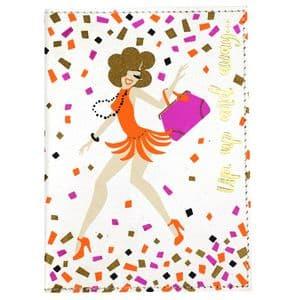 V46725 - Dancers Passport Cover 4/PK