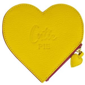 V46763 - Cutie Pie Heart Pocket Purse 4/PK