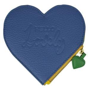V46770 - Hello Lovely Heart Pocket Purse 4/PK