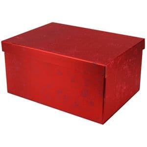 V47814 - Red Crush Folding XL Box 4/PK