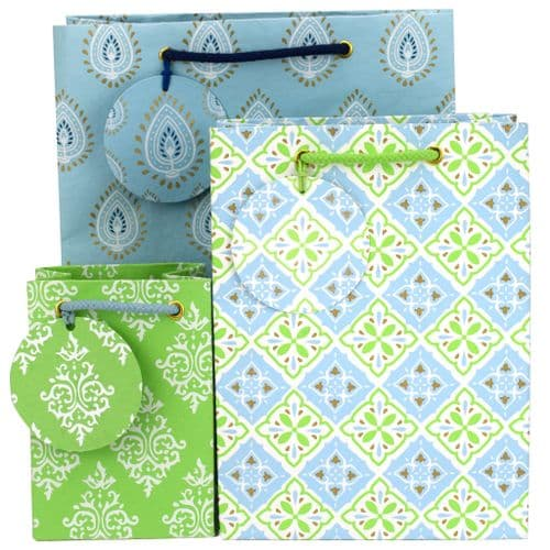 Small, Medium and Large Gift Bags
