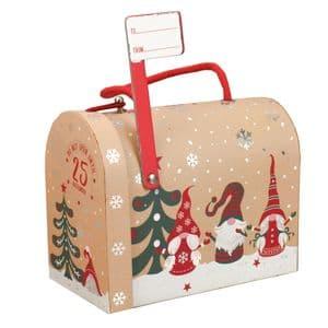V47852 - Holiday Gnome Mail Box 4/PK
