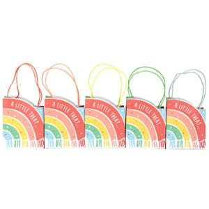 V48750 - Rainbow Treat Bags S/5 6/PK