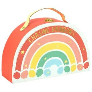 V48774 - Rainbow Boxed Writing Set 4/PK