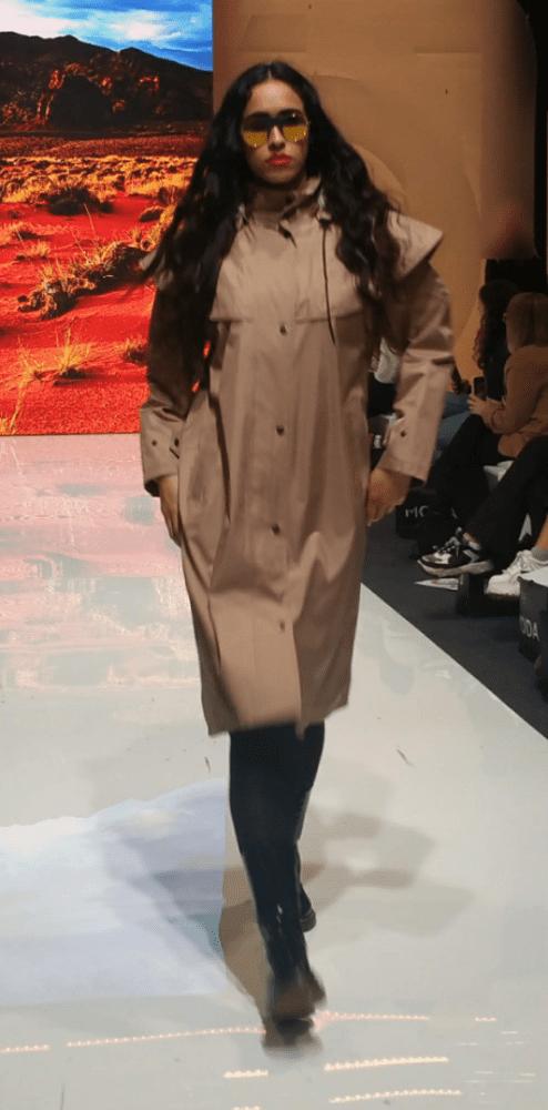 MODA❤️CATWALK❤️Womens Waterproof Storm Wear Walkers Coat db5021