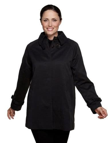 Womens Classic Luxury Rain Jacket db4007