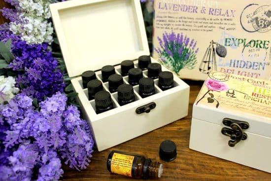 Aromatherapy Boxes