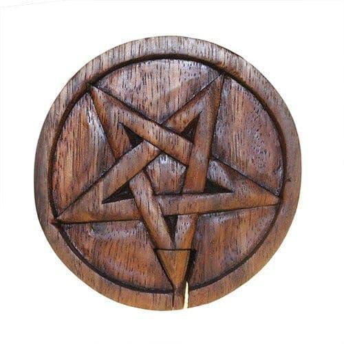 Bali Magic  Box - Pentagram