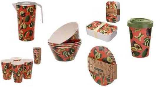 Bamboo Composite Travel Mugs