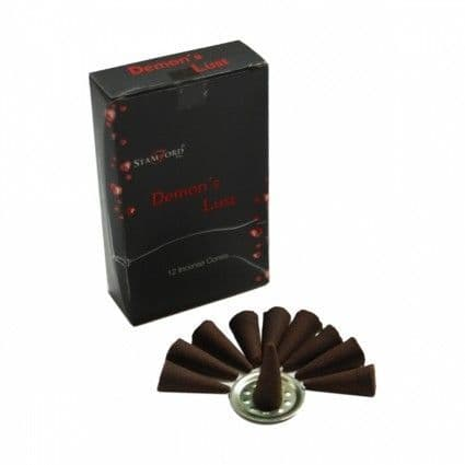 Demon's Lust Incense Cones