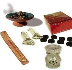 Incense Burners & Holders